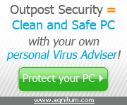 Outpost Security = Clean and Safe PC